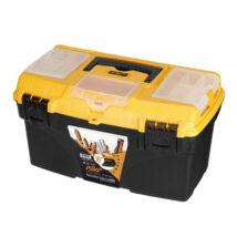 Stilo szerszámosláda levehető szortimenterrel 432x250x238mm 18ˇ STI1526