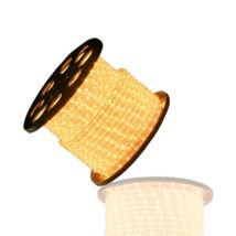 Tronix meleg fehér fénykábel-fénytömlő 45m/tekercs 480-030