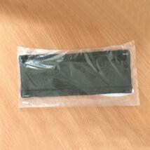 Többször használatos szájmaszk ezüst tartalmú, katonai zöld ANTIBAKTERIÁLIS 30 MOSÁSIG megtartja ezt a tulajdonságát