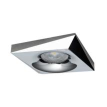 Kanlux dekorációs álmennyezeti beépíthető spot lámpa billenthető króm lámpatest BONIS DSL-C