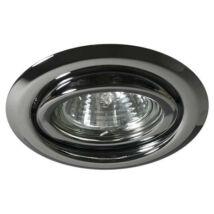Kanlux álmennyezeti beépíthető spotlámpa billenthető 15° króm lámpatest Argus CT-2115-C