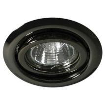 Kanlux álmennyezeti beépíthető spotlámpa billenthető 15° grafit lámpatest Argus CT-2115-GM