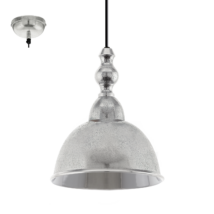 Eglo EASINGTON Vintage fém lámpatest E27 49183