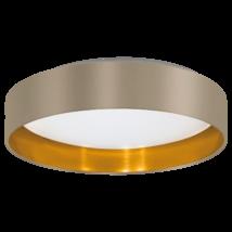 Eglo Textil LED 16W 1500Lm Mennyezeti Lámpatest Maserló 31624