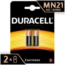 Duracell Basic tartós 12V MN21 távírányító elem