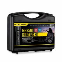 Nitecore Vadász Szett MH25GT Akkumulátoros elemlámpa USB CREE XP-L HI V3 (1000 lumen)