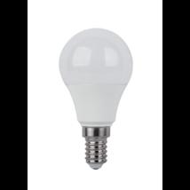 Elmark led lámpa izzó kisgömb 5W E14 4000K természetes fehér opál búra (Utolsó darabok!)
