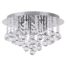 Corinna mennyezeti kristály D35 5xE14 lámpatest Rábalux 2616