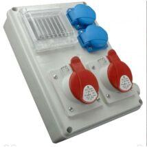 Ipari elosztótábla ROS-I 3200 A/S IP44 SEZ