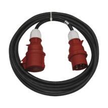 Emos ipari gumi hosszabbító 3 fázisú 5X16A 15m PM0903
