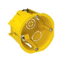 Schneider IMT35150 sorolható 1-es 65-ös gipszkarton doboz szerelvénydoboz