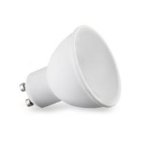 Optonica Led lámpa-izzó spot 7W GU10 SMD 560 Lm  2800K meleg fehér SP1934