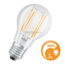 Osram Parathom CL A 75 filament led lámpa-izzó DIM E27 8,5W/827 2700K meleg fehér 320°