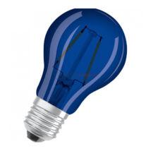 Osram LED Star A Decor filament lámpa-izzó E27 2W kék