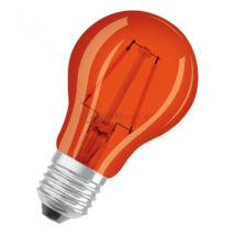 Osram LED Star A Decor filament lámpa-izzó E27 2W narancssárga