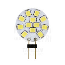 Tracon LED lámpa-izzó G4 2W 2700K meleg fehér 140 lumen LG4K2W