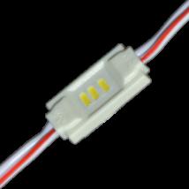 Optonica LED modul 3 0.36W 3x3014 6000K DC12V 120° 18*8*2.9mm IP65 MO4531