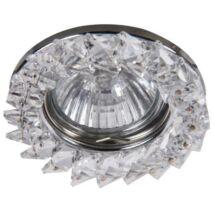 R.1160 Spot fashion GU5.3 crystal-króm