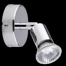 Norton LED Spot 1-es lámpa GU10 max.50W fényes króm Rábalux 6045