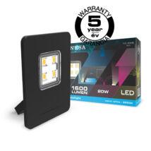 INESA LED fényvető reflektor 20W 3000K meleg fehér 1600 lumen slim