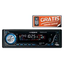 Somogyi  Autórádió és zenelejátszó, USB/SD/FM/AUX, 4x25W VB 2200