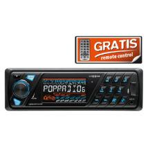 Somogyi Autórádió és zenelejátszó, USB/SD/FM/RDS/AUX, 4x45W VB 6000