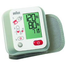 Braun  Vérnyomásmérő csuklós 10 memóriás BBP 2000CEME