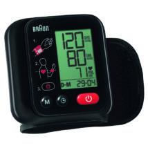 Braun  Vérnyomásmérő csuklós 90 memóriás BBP 2200CEME