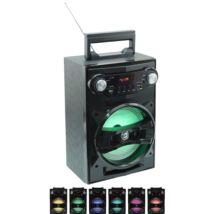 Somogyi  Hordozható multimédia hangfal BT kapcsolattal BT 1650