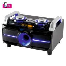SAL Multimédia BoomBox 2.1 stereo & extra basszus hangsugárzók Somogyi BT MAX