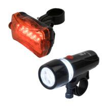 Somogyi Kerékpárlámpa-készlet, LED-es BV 13