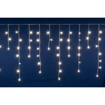Somogyi LED-es 400 db sorolható fényfüggöny jégcsap 10m DLFJ 400/WW
