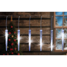 Home LED-es jégcsap izzósor, 7,3m, IP44, 230V KJL 50C Somogyi