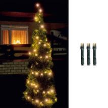 Home LED-es izzósor, 200 db, 8 programos, 14m, meleg fehér IP44, 230V LED 208C/WW Somogyi