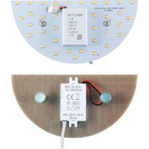 Somogyi LED modul 7W 800Lm 4200K félufó lámpatesthez LM 7/140H