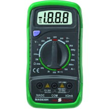 Somogyi Digitális Multiméter MAS 830H