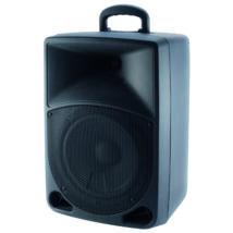 SAL Hordozható aktív hangdoboz beépített akkumulátorral LCD kijelzővel, 120W PAB 20A