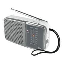 Somogyi retro zsebrádió AM/FM RPC 2BX
