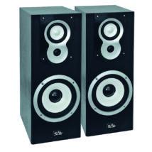 SAL Vezeték nélküli hangdoboz hangfal bassz-reflex MP3 HI-FI Stereo pár SAL 20BT Somogyi