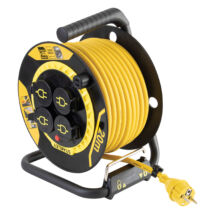 STANLEY Kültéri kábeldob 20 m kábel H07RN-F 3G1,5 mm IP44 SXECCL27ARE