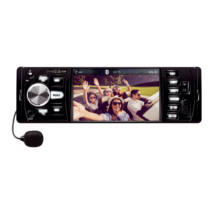 """Somogyi Autórádió és multimédia-lejátszó multifunkciós 4,1"""" (10,4 cm) TFT LCD képernyő VB X200"""
