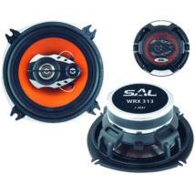 SAL Autóhangszóró-pár, 130mm, 3 utas, 4ohm, 180W WRX 313 Somogyi
