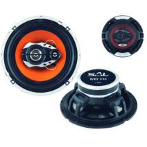 SAL Autóhangszóró-pár, 165mm, 3 utas, 4ohm, 220W WRX 316 Somogyi