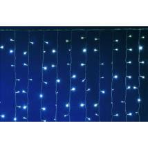 Somogyi 400 db-os sorolható ledfüggöny hideg fehér LED-es sorolható függöny DLF 400/WH