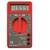 GAO Digitális multiméter mérőkészülék 0652H