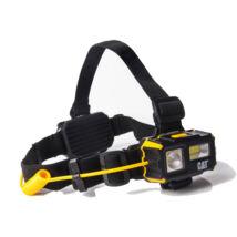 CATERPILLAR Multi Funkciós LED fejlámpa 4 funkcióval rendelkezik 250+120  Lm