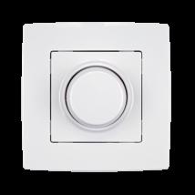 Elmark City LED DIMMER fényerőszabályzó 3-300W fehér süllyesztett LED izzókhoz is 190191