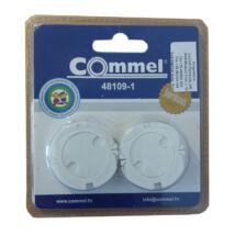 Gyerekvédelmi konnektor dugó gyermekvédelmi retesz 10db/csomag