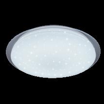 Optonica LED 60W mennyezeti lámpatest 3900 Lm meleg és hideg fehér matt fehér+matt üveg D57 DL2293