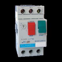 Elmark kézi működésű motorvédő kapcsoló TM2-E01 0,40-0,63A 48004